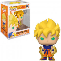 860 Super Saiyan Goku (First Appearance)