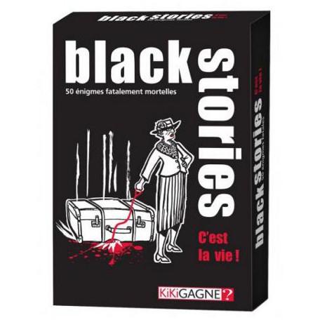 Black Stories - Édition C'est la vie