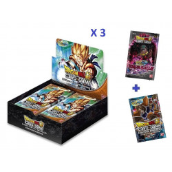 3 X Boîte 24 boosters BT12 : Unison Warrior 3
