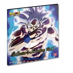 Coffret Collector's Selection Vol.1 Anglais VO - Dragon Ball Super Card Game