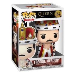 184 Freddie Mercury King