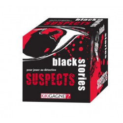 Black Stories - Suspects