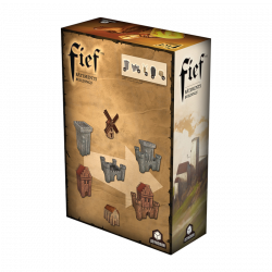 Fief - France - Extension Bâtiments