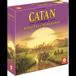Catan - Barbares et Marchands