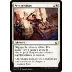 Acte héroïque /Act of Heroism