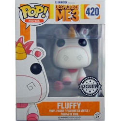 420 fluffy Flocked  - Exclusive