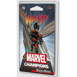 Marvel Champions : Le Jeu De Cartes - The Wasp