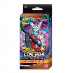 Premium Pack 04 Dragon Ball Super Card Game Supreme Rivalry