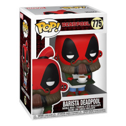 775 Coffee Barista Deadpool