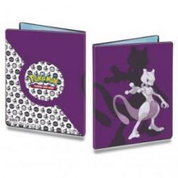Portfolio A4  9 cases  - Pokémon Mewtwo