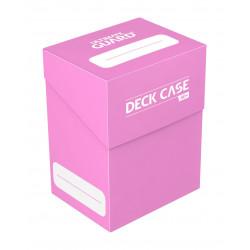 Ultimate Guard boîte pour cartes Deck Case 80+ taille standard Rose