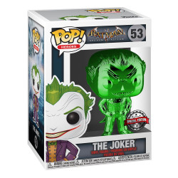 53 The Joker (Green Chrome) - Exclusive