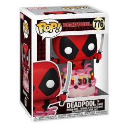 776 Deadpool in Cake