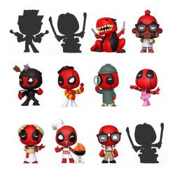 Marvel Comics Mystery Minis figurines 5 cm Deadpool 30th Anniversary
