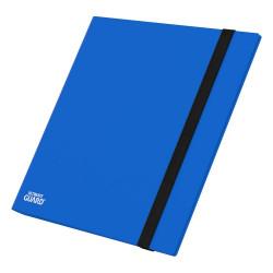 Ultimate Guard Flexxfolio 480 - 24-Pocket (Quadrow) - Portfolio Bleu