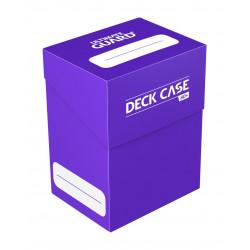 Ultimate Guard boîte pour cartes Deck Case 80+ taille standard Violet
