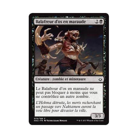 Balafreur d'os en maraude / Marauding Boneslasher