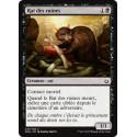 Rat des ruines / Ruin Rat - Foil