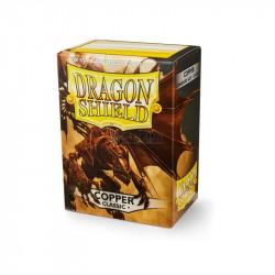 Protèges cartes - Deck Box x100 - Copper Classic