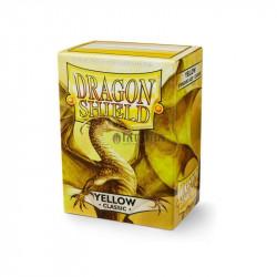 Protèges cartes - Deck Box x100 - Yellow Classic