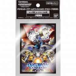 Digimon Card Game - Protège-Cartes Dragon Gathering  x60