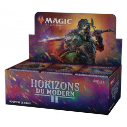 Boîte 36 Boosters Horizons du Modern 2