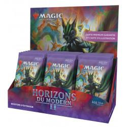 Boîte  30 boosters d'extension Horizons du Modern 2