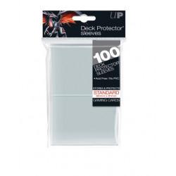 Protèges cartes  X100 - Transparent- Standard Size