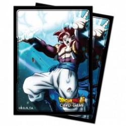 Protège-cartes Dragon Ball Super : SS4 Gogeta x100