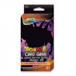 Premium Pack 05 Dragon Ball Super Card Game