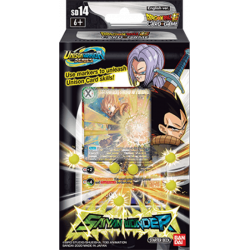 Dragon Ball Super Card Game - Starter Deck 14 - Sayian Wonder