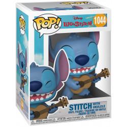 1044 Stitch with Ukelele