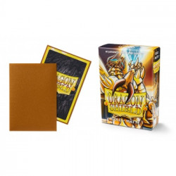 Dragon Shield 60 pochettes - Sleeves format japonais - Gold Matte