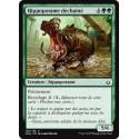 Hippopotame déchaîné / Rampaging Hippo - Foil