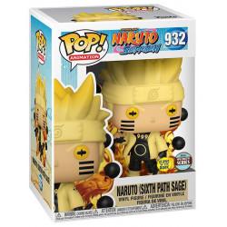 932 Naruto Six Path Sage - Glows in the dark