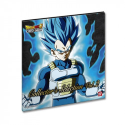 Coffret Collector's Selection Vol.2 Anglais VO - Dragon Ball Super Card Game