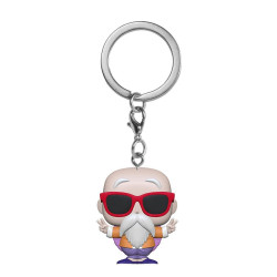 Master Roshi (Peace Sign)  - Porte-clés / Keychains