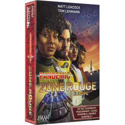 Pandemic Zone Rouge : Europe