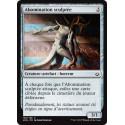 Abomination sculptée / Graven Abomination - Foil