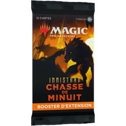 Booster d'extension Innistrad Chasse de Minuit