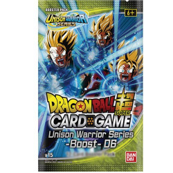 Booster Dragon Ball Super Card Game B15 : UWS 6 Boost Saiyan Shodown