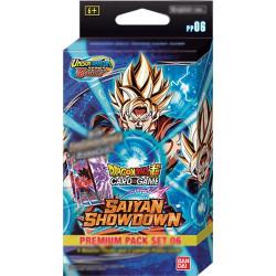 Premium Pack 06 Dragon Ball Super Card Game