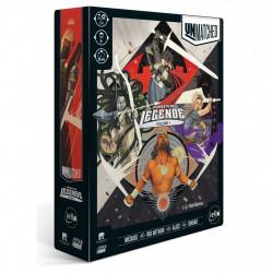 Unmatched : Combat de Légende Volume 1