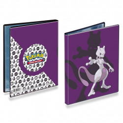 Portfolio A5  4 cases  - Pokémon Mewtwo