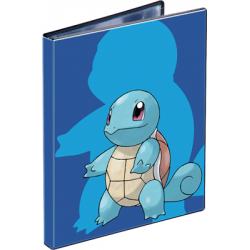 Portfolio A5  4 cases  - Pokémon Carapuce