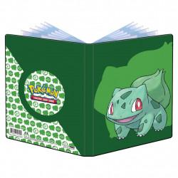 Portfolio A5  4 cases  - Pokémon Bulbizarre