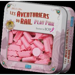 Les Aventuriers du Rail - Set de Wagons Play Pink
