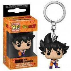 Goku with Kamehameha  - Porte-clés / Keychains