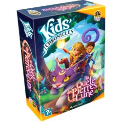 Kids Chronicles - La Quête des Pierres de Lune