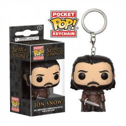 Jon snow - Porte-clés / Keychains